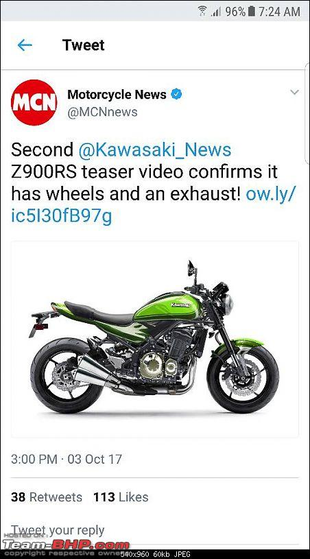 Kawasaki Z900 RS (W800 replacement) unveiled. EDIT: Now launched at Rs.15.3 Lakhs-1507082169026.jpg