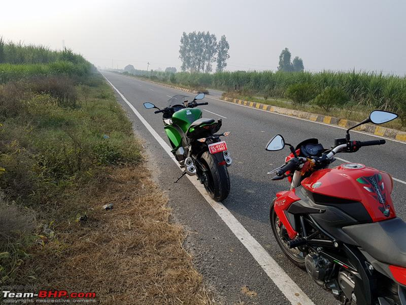 Name:  Sunday Ride 136 kms 22102017_3.jpg Views: 2774 Size:  251.5 KB