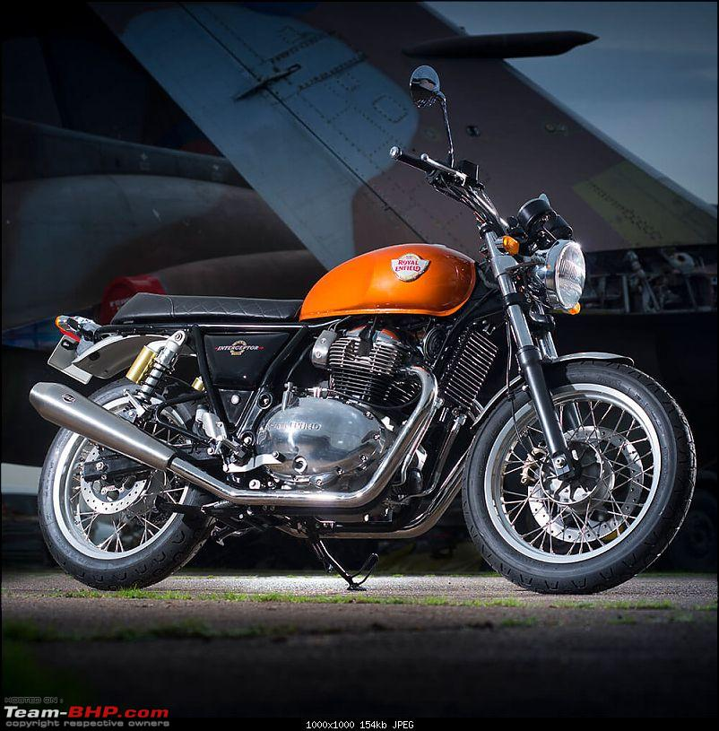 The Royal Enfield Interceptor & Continental 650. EDIT: Launched @ Rs 2.50 - 2.65 lakhs-img4.jpg