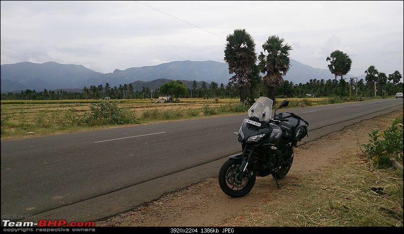 Tesseract: Going further with the Kawasaki Versys 650. EDIT: 50,000 km completed-img_20160618_125723.jpg