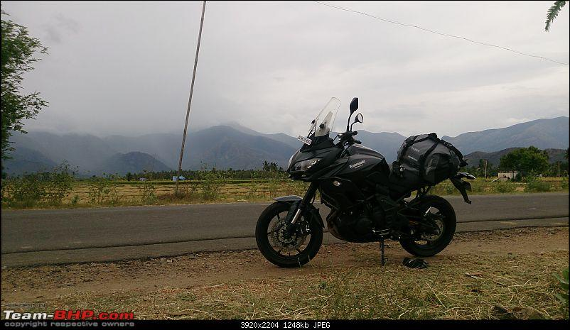 Tesseract: Going further with the Kawasaki Versys 650. EDIT: 50,000 km completed-img_20160618_125755.jpg