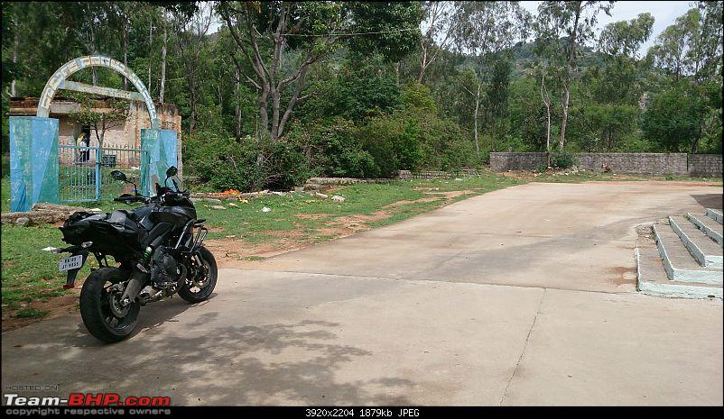 Tesseract: Going further with the Kawasaki Versys 650. EDIT: 50,000 km completed-img_20160702_104415.jpg