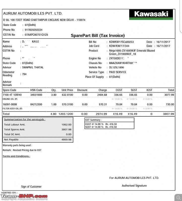 2018 Kawasaki Ninja 1000 - The Comprehensive Review-ninja-1000-1st-service-794kms-16112017_35.jpg