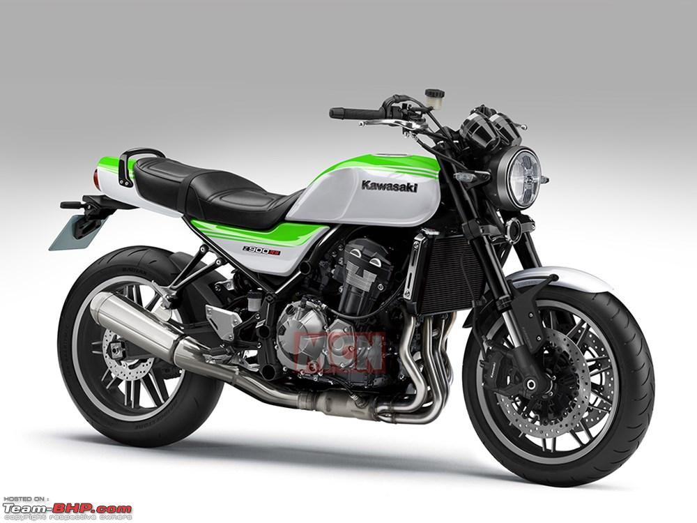 kawasaki z900 rs w800 replacement unveiled page 8. Black Bedroom Furniture Sets. Home Design Ideas