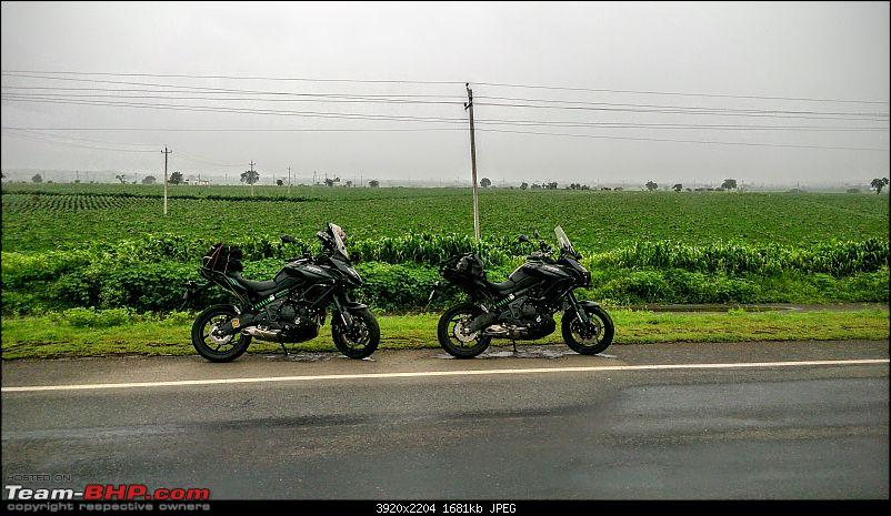 Tesseract: Going further with the Kawasaki Versys 650. EDIT: 50,000 km completed-img_20160806_121139.jpg