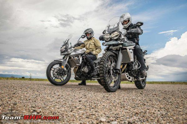 Admirable 2018 Triumph Tiger 800 And Tiger 1200 Unveiled Page 2 Onthecornerstone Fun Painted Chair Ideas Images Onthecornerstoneorg
