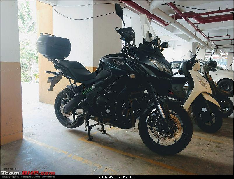 Tesseract: Going further with the Kawasaki Versys 650. EDIT: 50,000 km completed-img_20180129_093038006.jpg