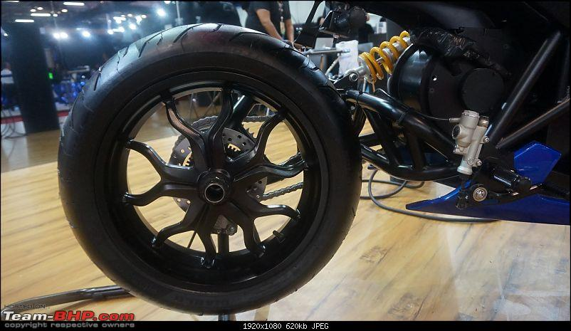 Emflux One Electric Superbike @ Auto Expo 2018-8.jpg