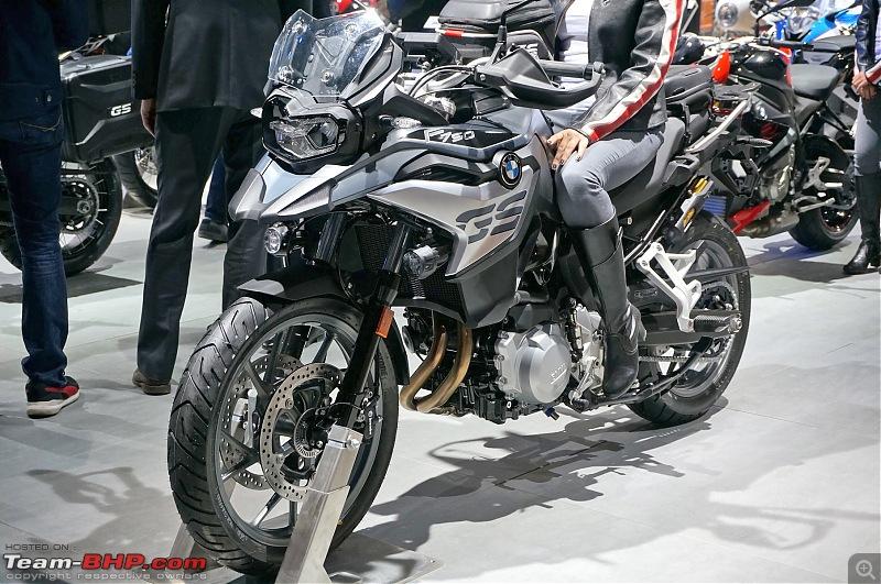 BMW Motorrad @ Auto Expo 2018-f750gs-dsc00489.jpg