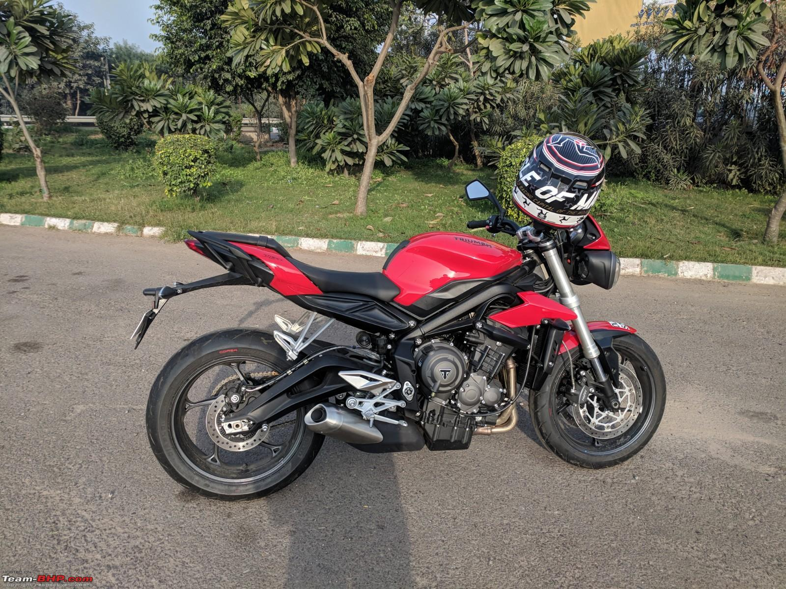 triumph street triple 765 launched at rs lakh page 9 team bhp. Black Bedroom Furniture Sets. Home Design Ideas