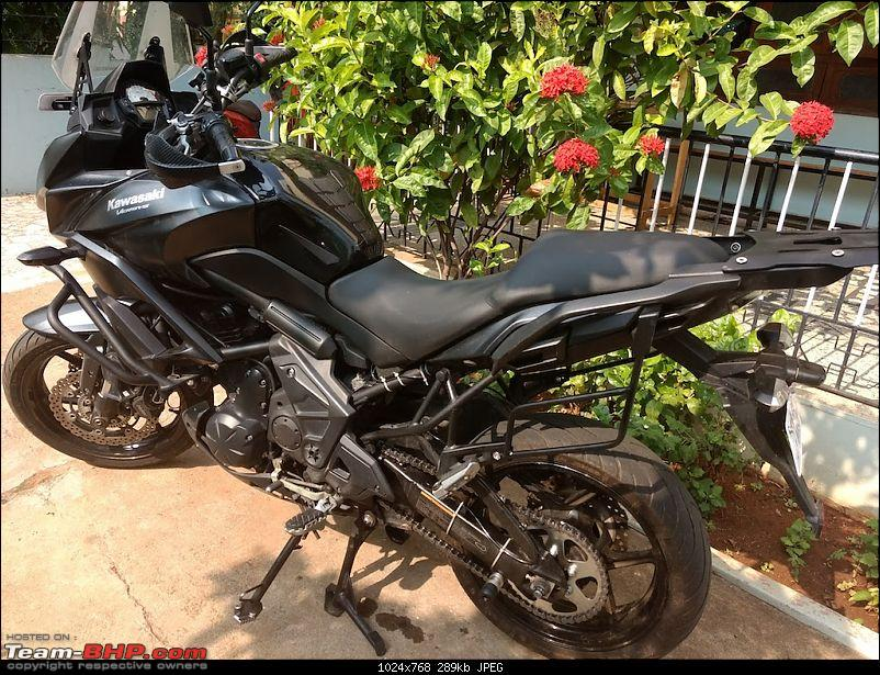 Tesseract: Going further with the Kawasaki Versys 650. EDIT: 50,000 km completed-img_20170406_092546547.jpg