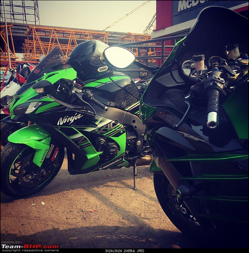 2016 Kawasaki ZX-10R : Shredder joins the family - Page 5 - Team-BHP