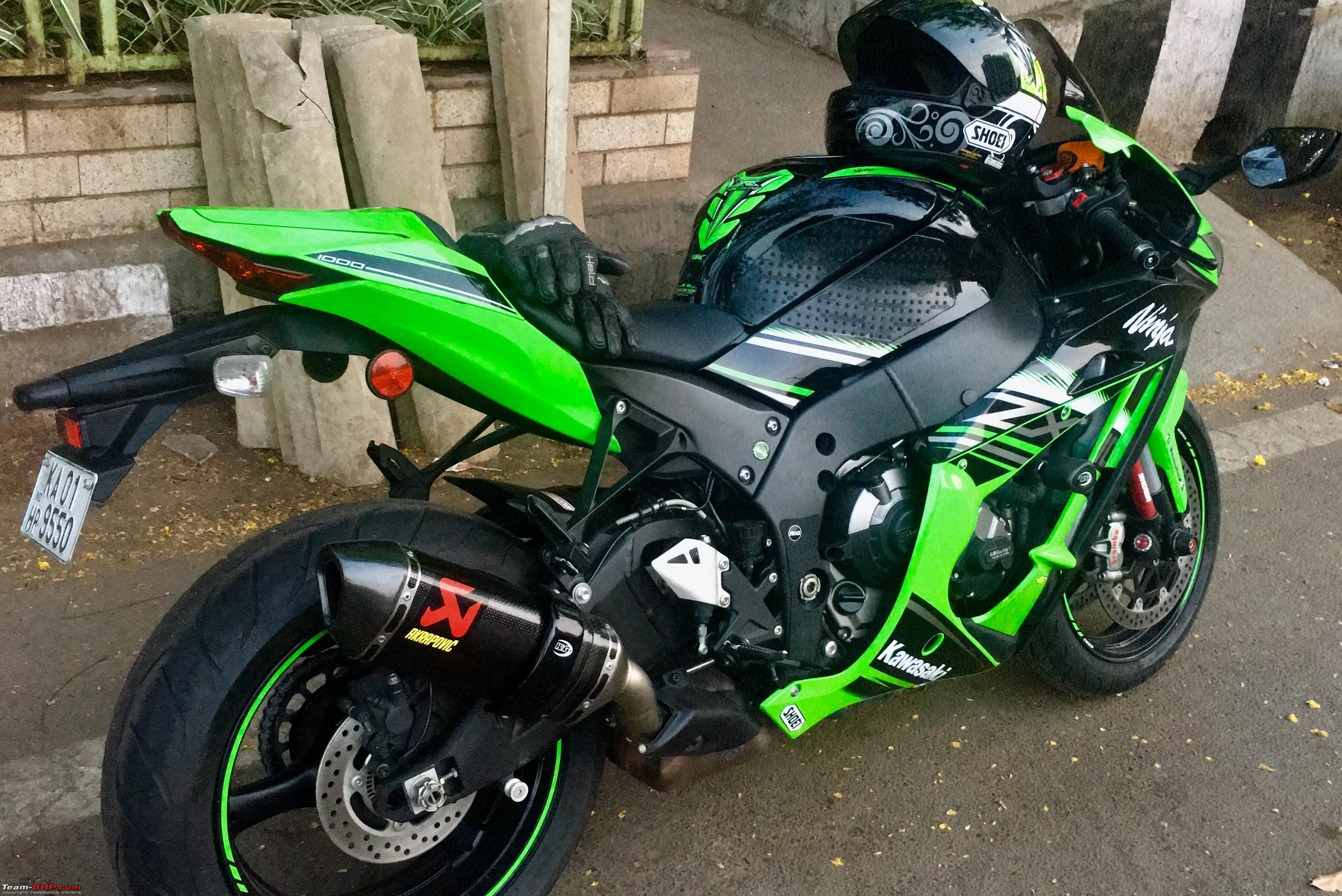 2016 Kawasaki ZX-10R : Shredder joins the family - Page 5