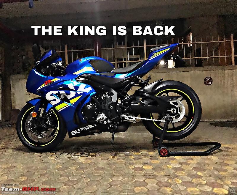 The king is back - My Suzuki GSX-R1000-night-basement.jpg