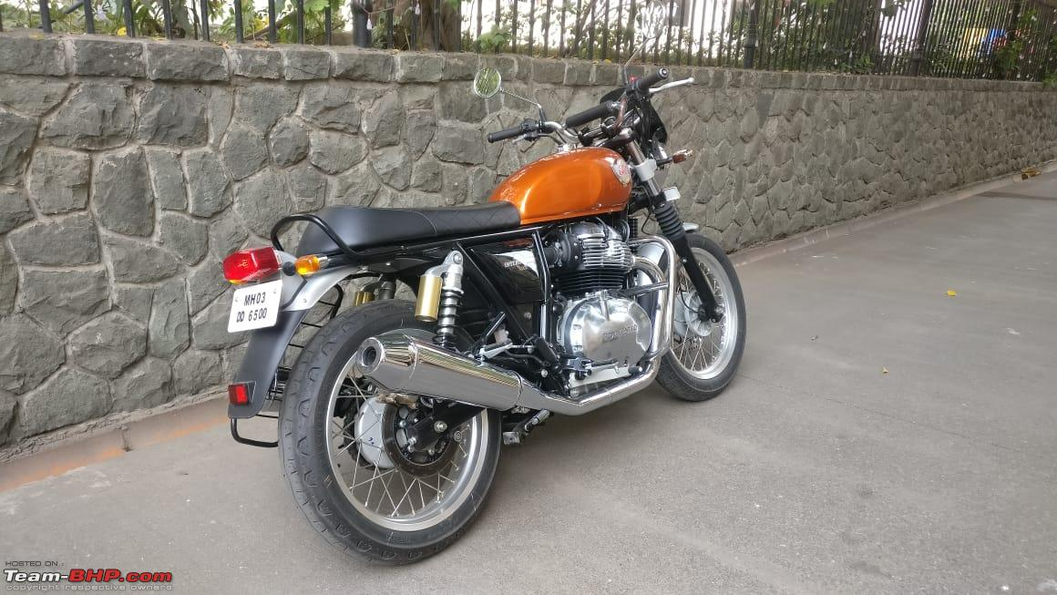 review my royal enfield interceptor 650 team bhp. Black Bedroom Furniture Sets. Home Design Ideas