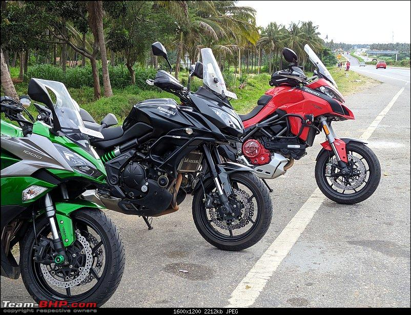 One bike to tame them all! Introducing the 'Black Panther' - My Kawasaki Versys 650-img_20190622_074438_1600.jpg