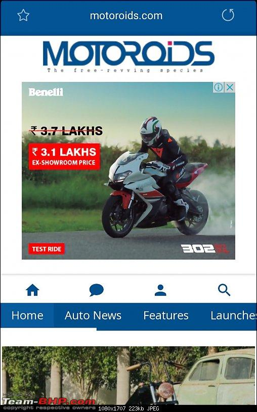 "The ""NEW"" Superbikes & Imports Price Check Thread - Track Price Changes, Discounts, Offers & Deals-screenshot_20190626081241014_1.jpg"