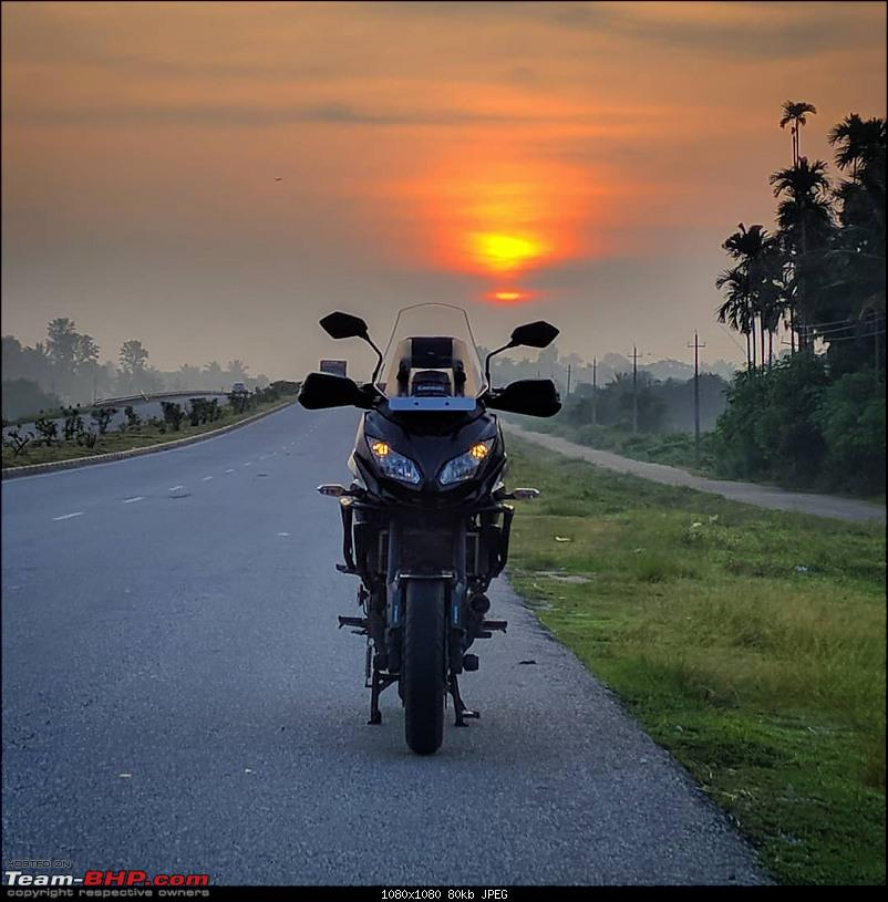 One bike to tame them all! Introducing the 'Black Panther' - My Kawasaki Versys 650-img_20191002_115239_776.jpg