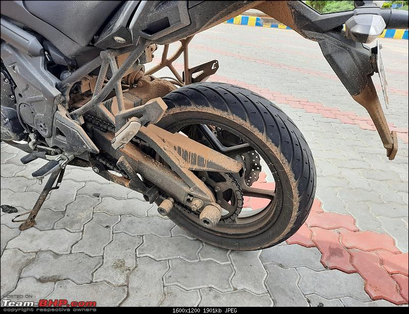One bike to tame them all! Introducing the 'Black Panther' - My Kawasaki Versys 650-20191019_135057_1600.jpg