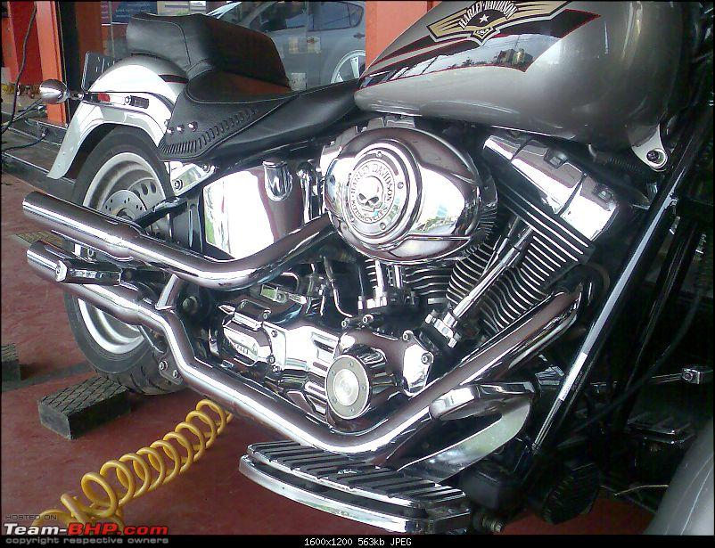 Superbikes spotted in India-harley-3.jpg