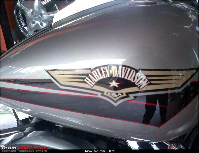Superbikes spotted in India-harley-4.jpg