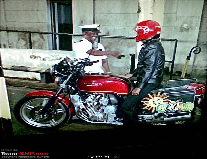 Pls help identify this bike. Edit: Its the Honda CBX 1000-picture-001.jpg