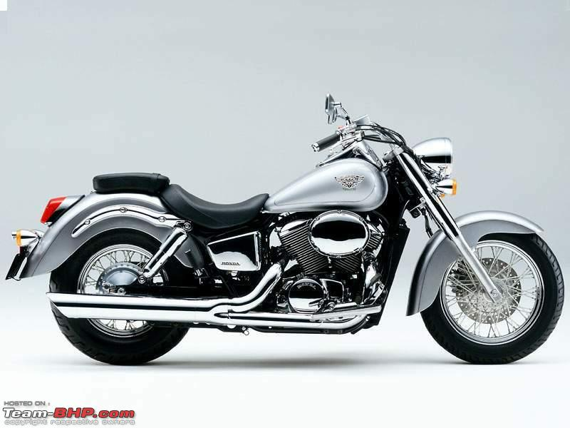 Cruiser Bikes In India Attached Images