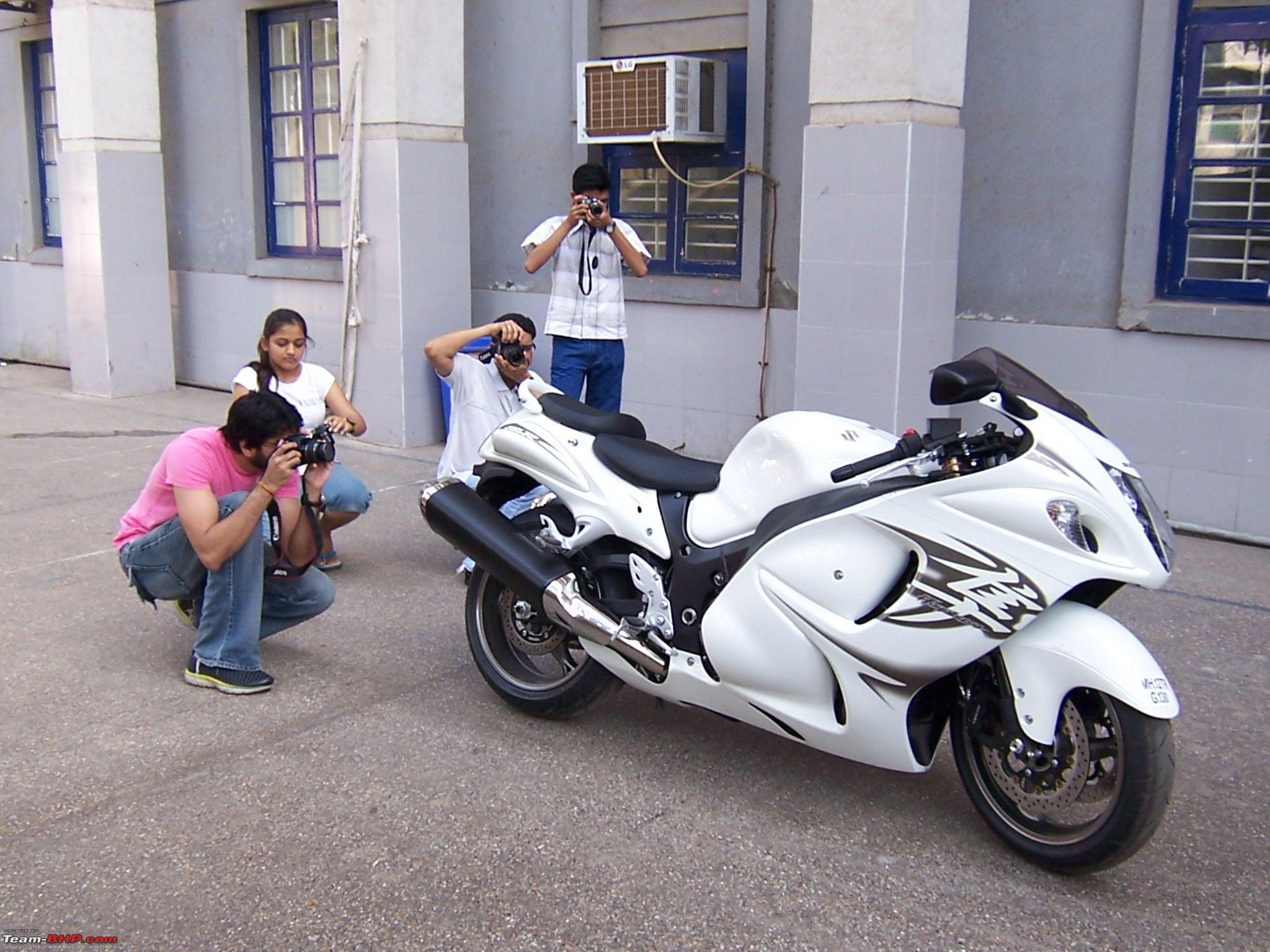Dream come True  Got my new Suzuki Hayabusa - Page 6 - Team-BHP