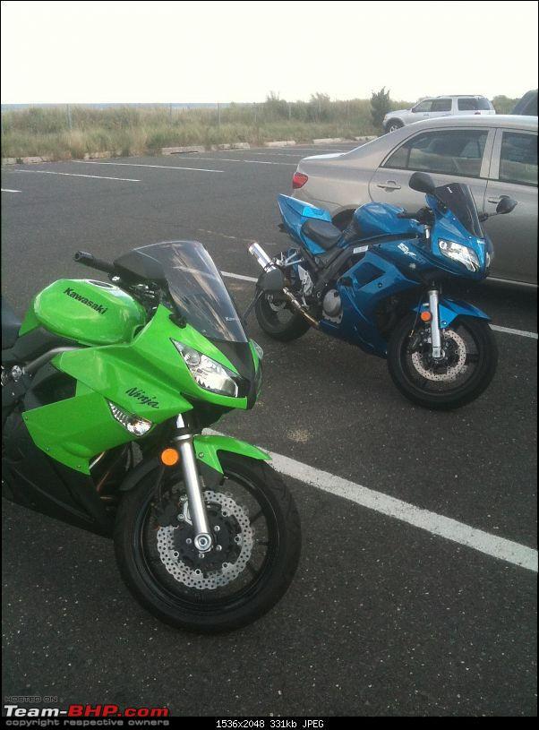 Blackpearl goes green - the Green Goblin (2009 Kawasaki Ninja 650R EX )-img_0110.jpg