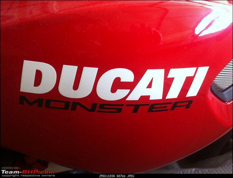 Ducati Monster 796 Vs Yamaha FZ1 EDIT - Bought A Red Monster-img_0251.jpg