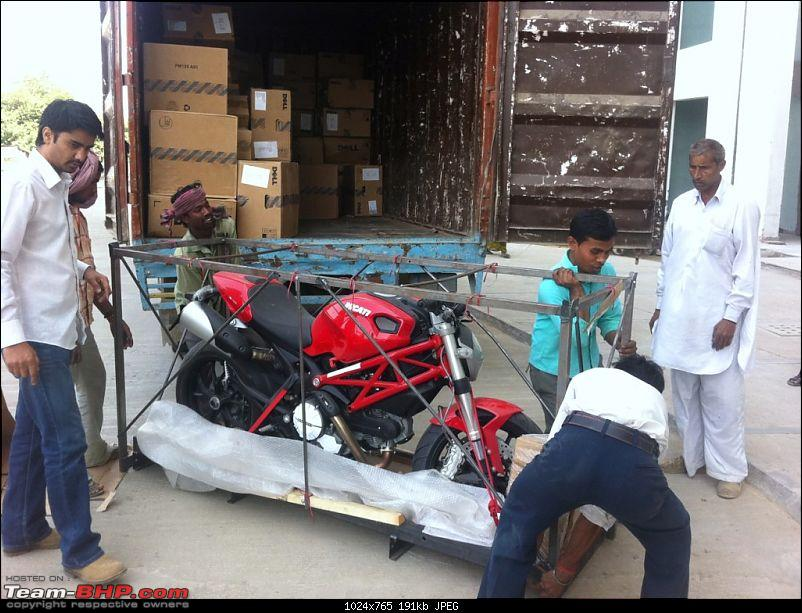 Ducati Monster 796 Vs Yamaha FZ1 EDIT - Bought A Red Monster-img_0254.jpg