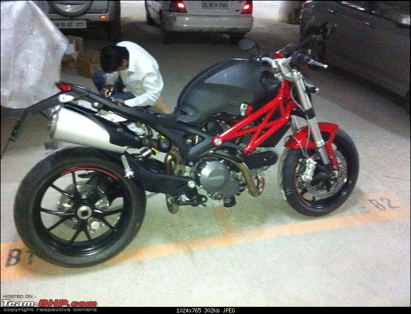 Ducati Monster 796 Vs Yamaha FZ1 EDIT - Bought A Red Monster-img_0256.jpg