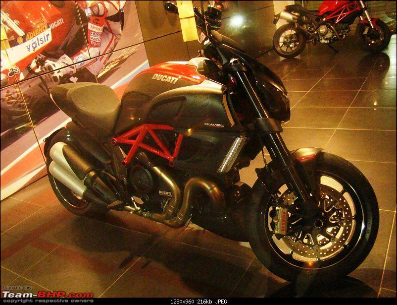 Superbikes spotted in India-diavel-1.jpg