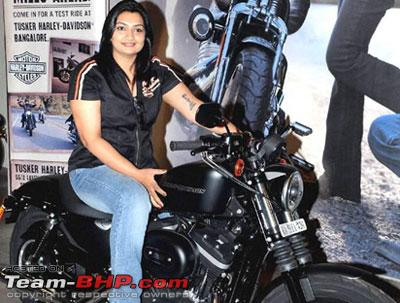 Name:  1309888495_latest_news_Harley Davidson first woman customer inIndia.jpg