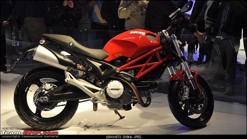 Ducati Monster 795 : Auto Expo 2012-ducati_autoexpo2012-7.jpg
