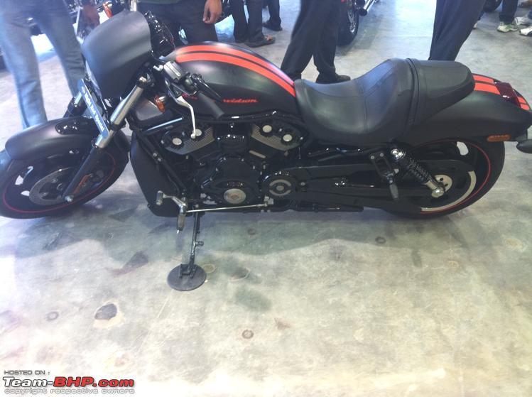 PICS : Harley Davidson dealership - 350.0KB