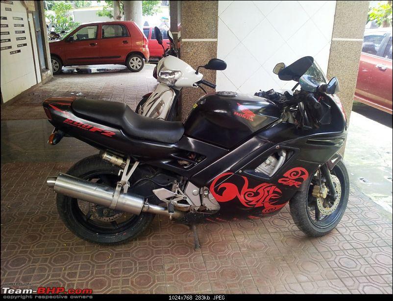 Yogisays09's 2011 Suzuki Bandit GSF1250S and 2007 Honda CBR 1000RR-20120909_141229.jpg