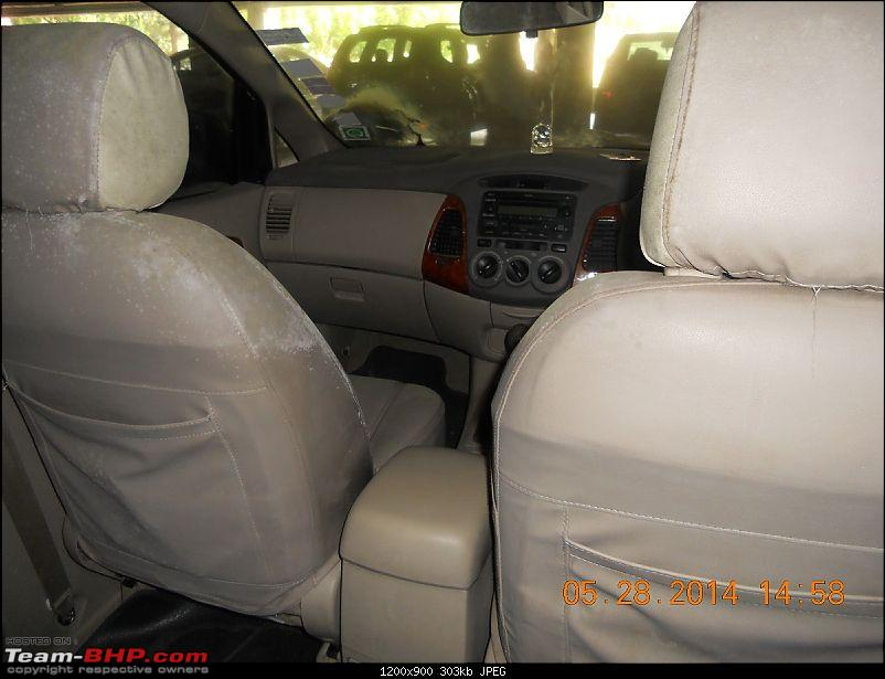 Toyota Innova, unused for 4 years - Worth considering? EDIT: Walked away!-front-row-seats.jpg