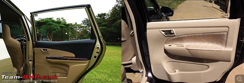 Honda Mobilio vs Maruti Ertiga-passenger-door-bottle.jpg