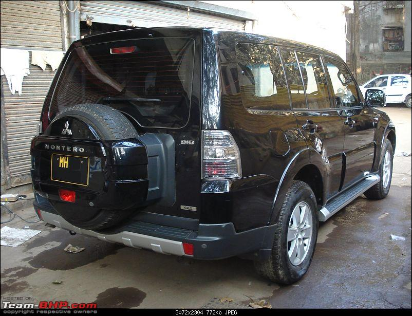 Quest of Pre-worshipped Mitsubishi Montero. EDIT:Settled for Outlander-mitsubishi_montero_back.jpg
