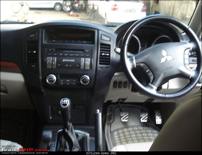 Quest of Pre-worshipped Mitsubishi Montero. EDIT:Settled for Outlander-mitsubishi_montero__dash.jpg