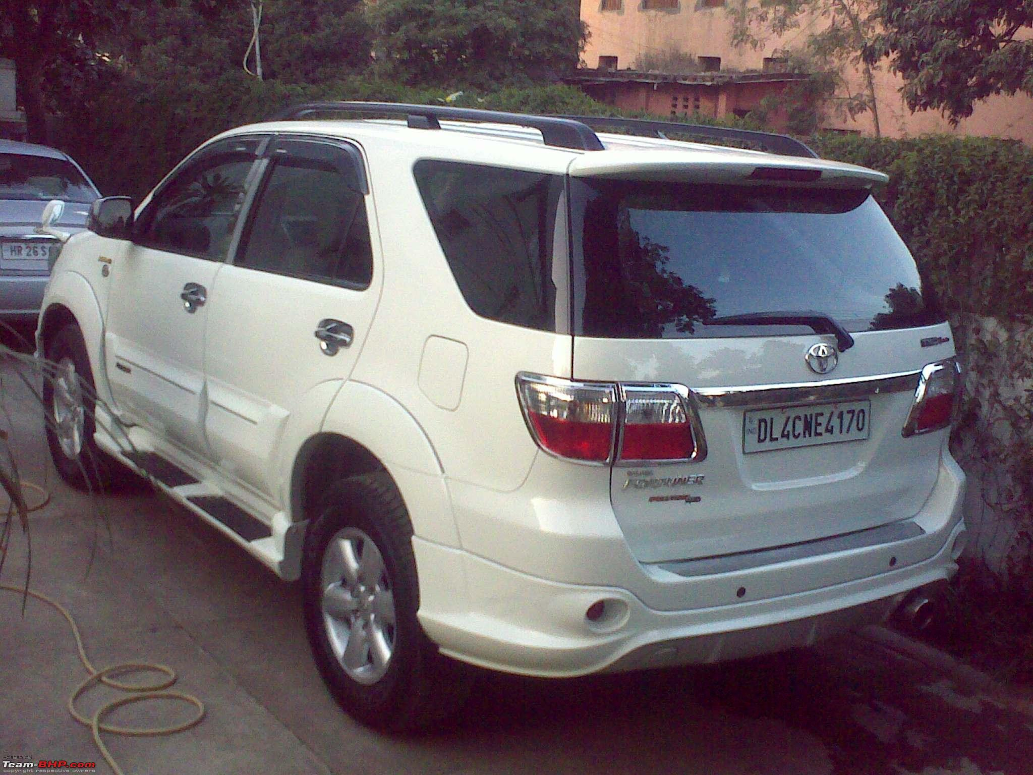 toyota fortuner vs upcoming face-lifted toyota fortuner - page 2