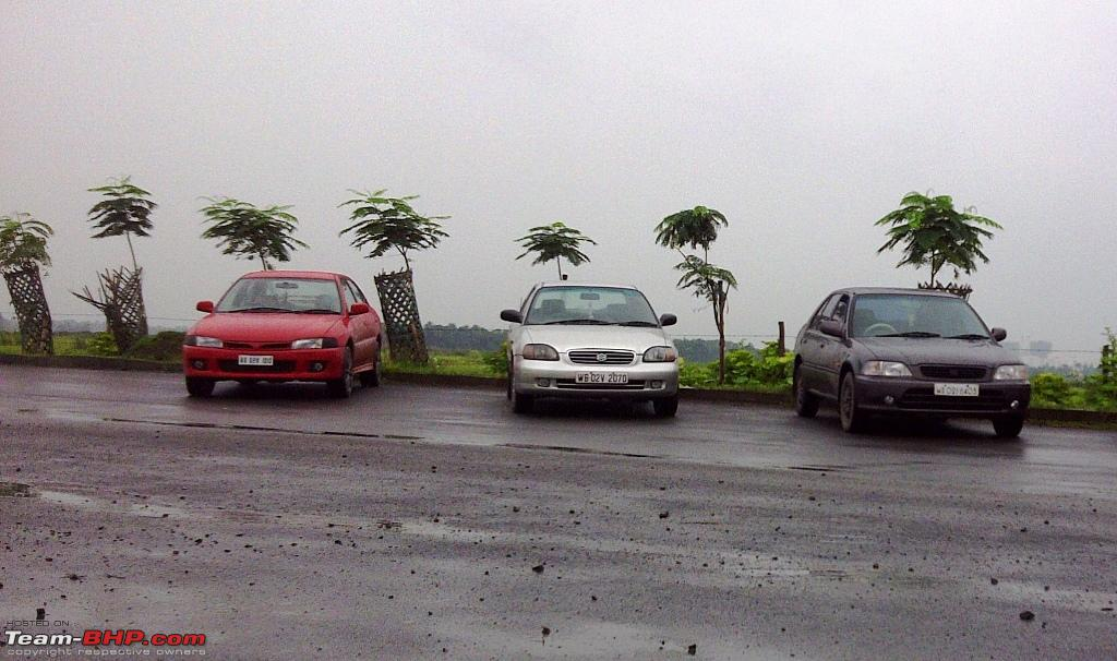 Of Rain drenched roads, muddy cars & a bunch of car nuts - The Very ...