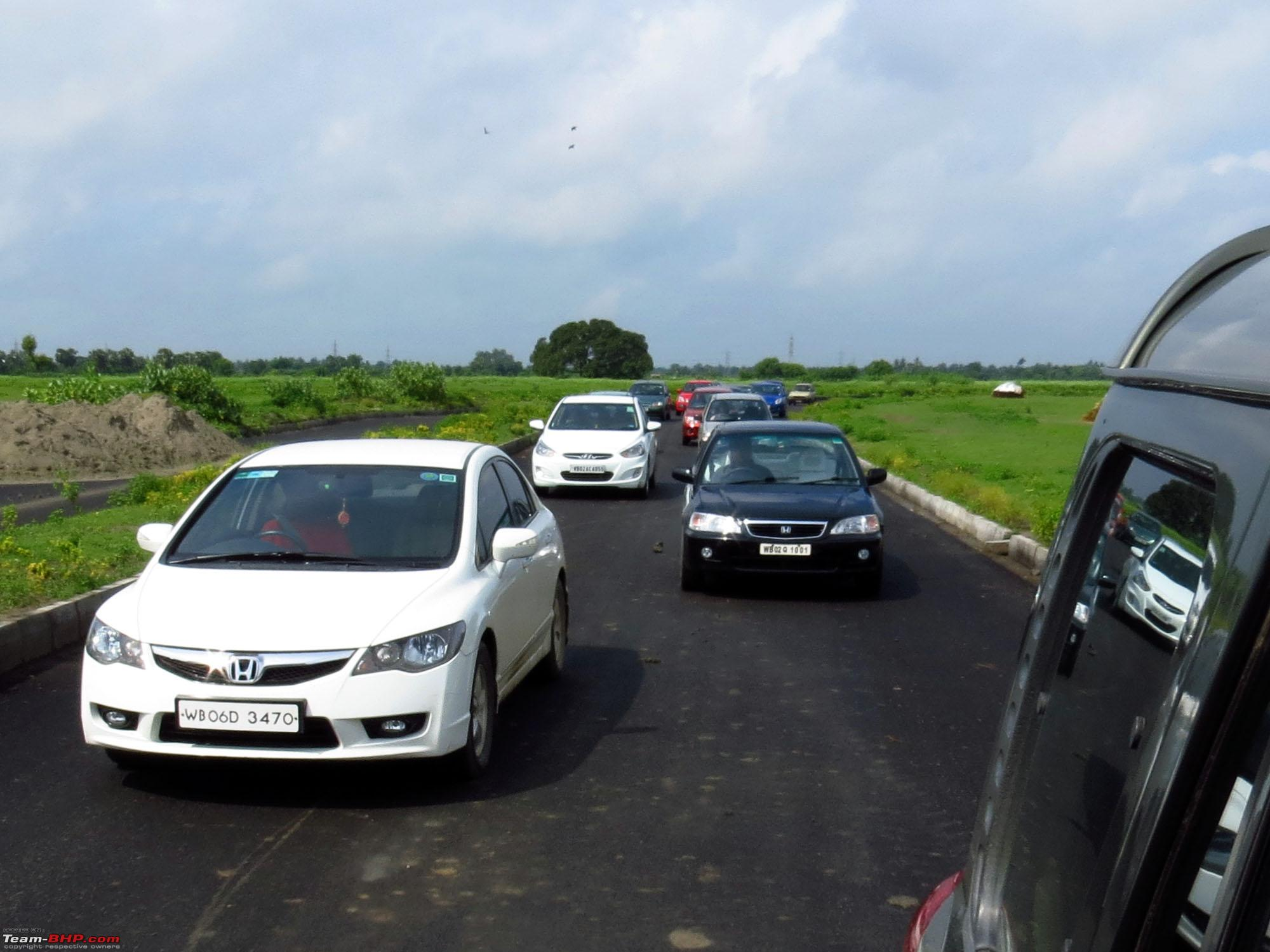 Of Rain drenched roads, muddy cars & a bunch of car nuts - The ...