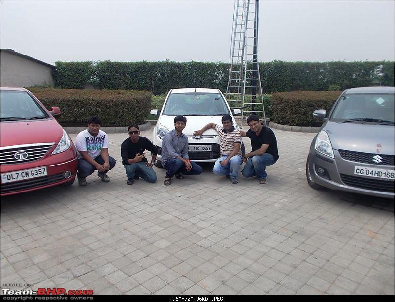 Delhi - Impromptu T-BHP Neighbours' Meet at VK-sam2.jpg
