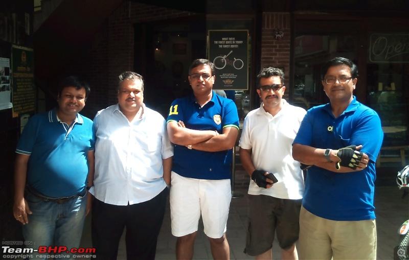 Delhi - Impromptu T-BHP Neighbours' Meet at VK-20140504_bikerscafe-1.jpg