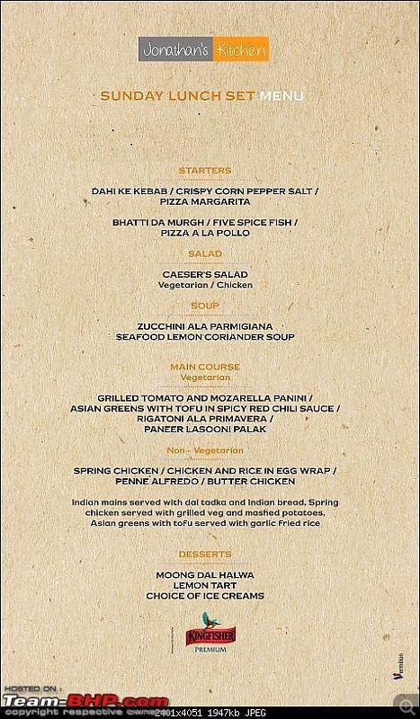 Team-BHP 2016 Meets (Hyderabad): Food Pyramid Lunch Meet_ Oct 23rd !!!-menu.jpg