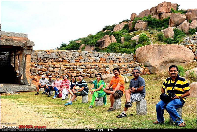 'Explore Hampi' Team-BHP Meet: 16th - 18th September, 2016-03-gang-strikes-pose.jpg
