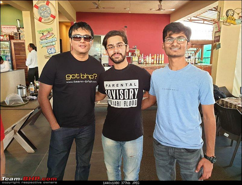 Mumbai + Pune BHPians meet - Lunch on 2nd March, 2019 (Sunny's Dhaba). EDIT: Pics from page 11!-20190302-14.42.28.jpg