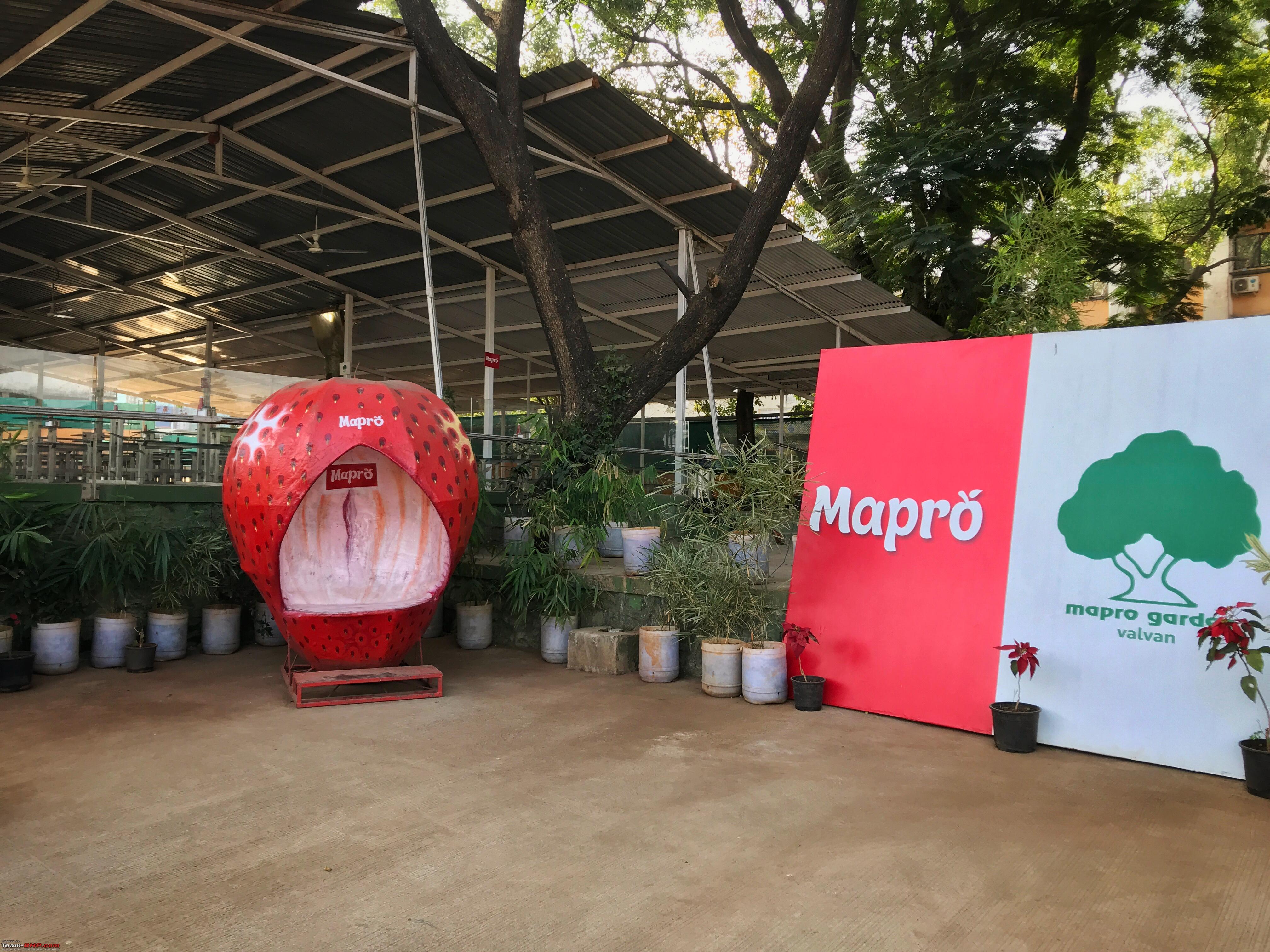Mumbai Pune Breakfast Drive To Mapro Garden Lonavala Sun 19th Jan 2020 Page 4 Team Bhp